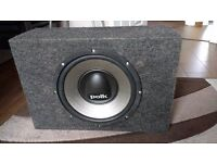 "12"" Polk car subwoofer"