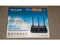 TP-Link AC1600 wireless gigabit wifi router