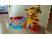 Toot toot drivers supertracks playground set