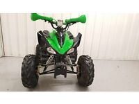 Quad bike 125cc new 2017 model. Automatic Reverse Speedo. FREE BODY ARMOUR