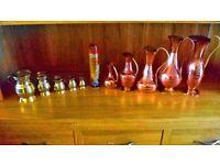 Brass & Copper Jugs