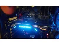 Gigabyte R9 380 4gb DDR5 gpu graphics card
