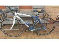 Racing bicycle raliegh airlight