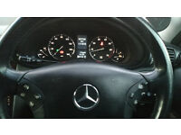 Mercedes C230 Kompressor