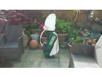 As new toyr/ trolley bag excellent condition