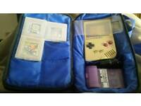 Nintendo Gameboy, games and accessories