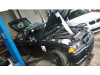 BMW 2.5 DRIFT COMPACT CONVERTED ENGINE POWER READY TO GO NOT PROJECT
