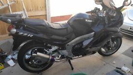 Kawasaki, ZZR, 2003, 1164 (cc) swap or sell