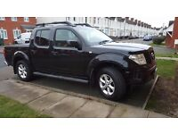 2006 NISSAN NAVARA 2.5 TWIN CAB VERY NEAT CALL 07477619811 IN COVENTRY £4495
