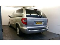 2003 | Chrystler Voyager 2.5 CRD LX 5dr | 1 Year MOT | Good Condition |