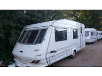 Elddis jetstream gt 1999 4 berth in vgc