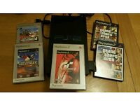 Playstation 2 and 5 games