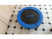 FREE Mini Fitness Trampoline