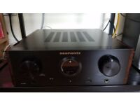 Marantz HD AMP 1 SUPERB AMP/DAC/ HEADPHONE AMP IN AS NEW CONDITION. 14 month warranty remaining