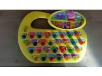 Peppa pig fun phonics learning toy