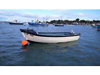 Orkney strikeliner fast fishing boat
