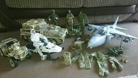 HM Forces Army Toys Bundle
