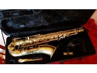 Stagg 77 ST Tenor Saxophone Customised