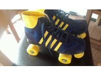 Retro Roller boots
