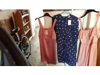 Bungle womans dresses size 10 all new with tags job lot 20 pound