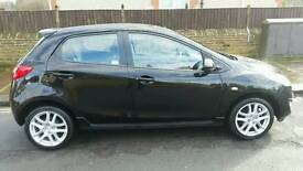 2012 '62' Mazda 2 1.5 Sport 5dr Hatchback Brilliant Black