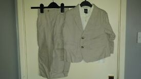 Next Boys 3 piece suit age 2-3 years