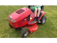 Torro ride on mower