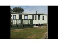 3bed caravan to rent in clacton on sea at hutleys SEPTEMBER OFFER 1 WEKK£300