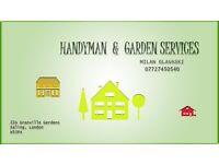 Handyman & Garden Services in LONDON