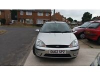 WELL MAINTAINED FORD FOCUS 1.6