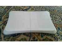 Wii fit exercise pad