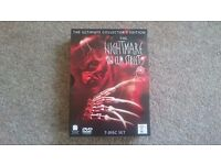 The Nightmare on Elm Street Ultimate Collector's Edition DVD Boxset