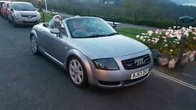 Audi tt Quattro 1.8t 180 111k