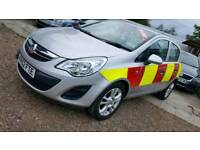 2012 62 plate Corsa Super Low Mileage 37k ECO diesel Cheap Tax £30 a Year