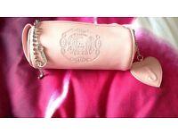 Brand new Juicy Couture case - makeup/pencil case/toiletries