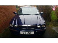 Jaguar X-Type, V6, 2099cc, 67000 miles, auto
