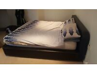 Super King Size bed with matress - Habitat