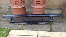 Renault 5 gt turbo front grill