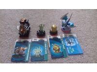 Skylanders trap team Nightmare Express Adventure Pack