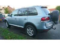 LHD LEFT HAND DRIVE Volkswagen Touareg 4X4, Diesel,