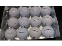 Taylormade Golf Balls. Assorted used balls.
