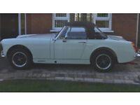 1974 RWA MG Midget 1275