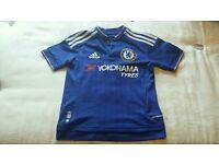 Chelsea football shirt boys 7-8 years