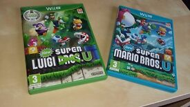 Wii U - New Super Mario Bros.U & New Super Luigi U