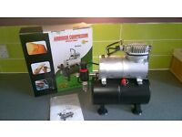 FoxHunter KMS Airbrush Compressor.