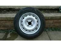 175 70 14 tyre Vauxhall Corsa Combo Astra