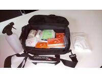 Football medical kit