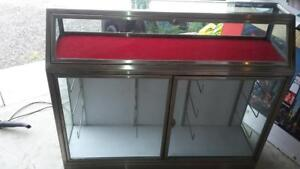 Stainless Steel Display Cabinet - Item#36