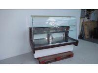 £750+VAT Cake Display Fridge Chiller 151cm (4.9feet) ID:T2118
