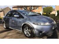 Honda Civic 1.8 Automatic- Mot April 2018